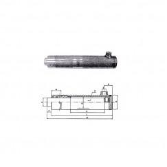 Διαδρομή 200mm-Ολικό μήκος 338mm
