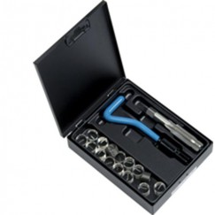 Σετ επιδιορθωτές σπειρωμάτων V-COIL VOLKEL 14x1,25mm (3 μήκη σπειρωμάτων)