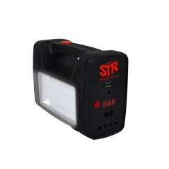 Φορητός Ηλιακός Solar Φακός Λάμπα με LED 4W, STR-W888