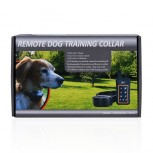 Επαναφορτιζόμενο ηλεκτρονικό κολάρο εκπαίδευσης σκύλου 1200 μέτρων