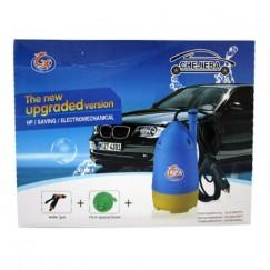 Πλυστικό Μηχάνημα – Αντλία Αυτοκινήτου με Τροφοδοσία από τον Αναπτήρα 12V – CHEJIEBA