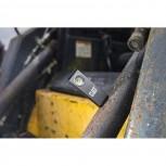 Φακός τσέπης επαναφορτιζόμενος διπλής έντασης 100 & 200 Lumens CT5115 CAT Lights