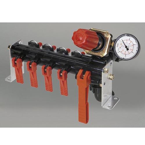 Χειριστήριο 7 παροχών CD7 20BAR - 230 λίτρα/λεπτό